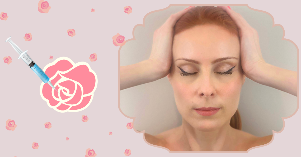 Facial yoga natural approach